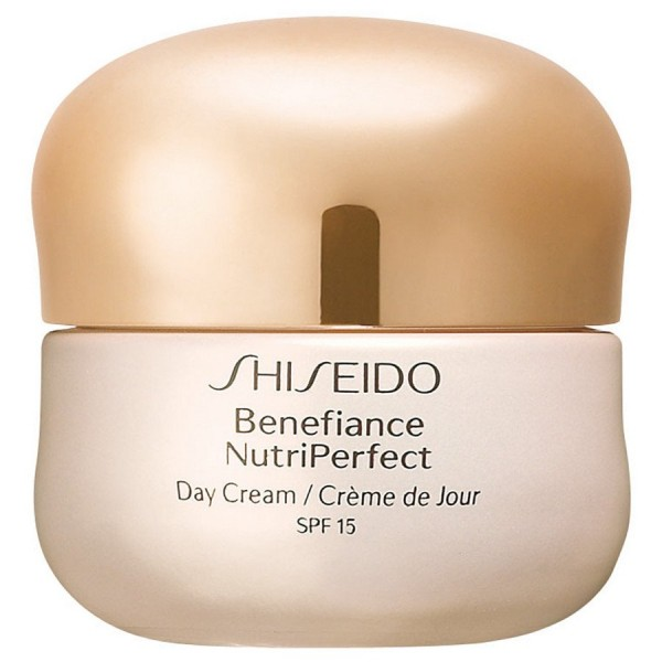Shiseido - Benefiance NutriPerfect Day Cream Spf 15 -