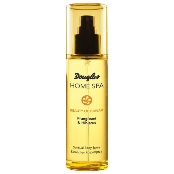 Douglas Home Spa - Beauty of Hawaii Body Spray -