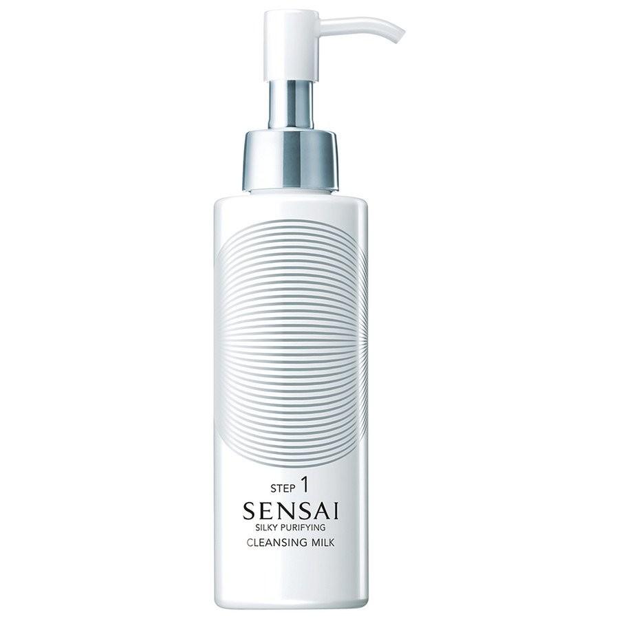 SENSAI - Silky Purifying Cleansing Milk -