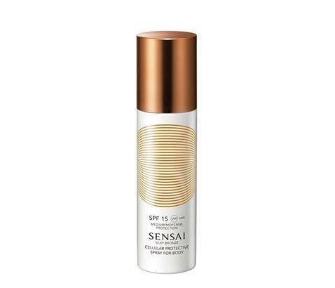 SENSAI - Sensai Silky Bronze Cell.Prot. Spray Body Spf15 -