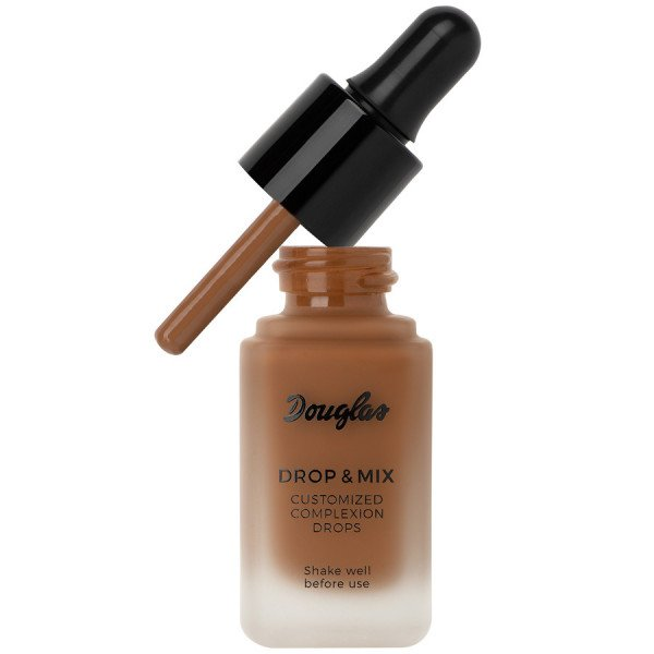 Douglas Make-up - Drop + Mix Foudation - Dark Orange