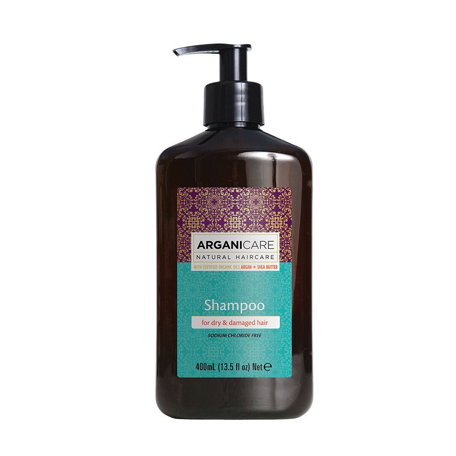Arganicare - Damaged Hair Argan Shampoo -