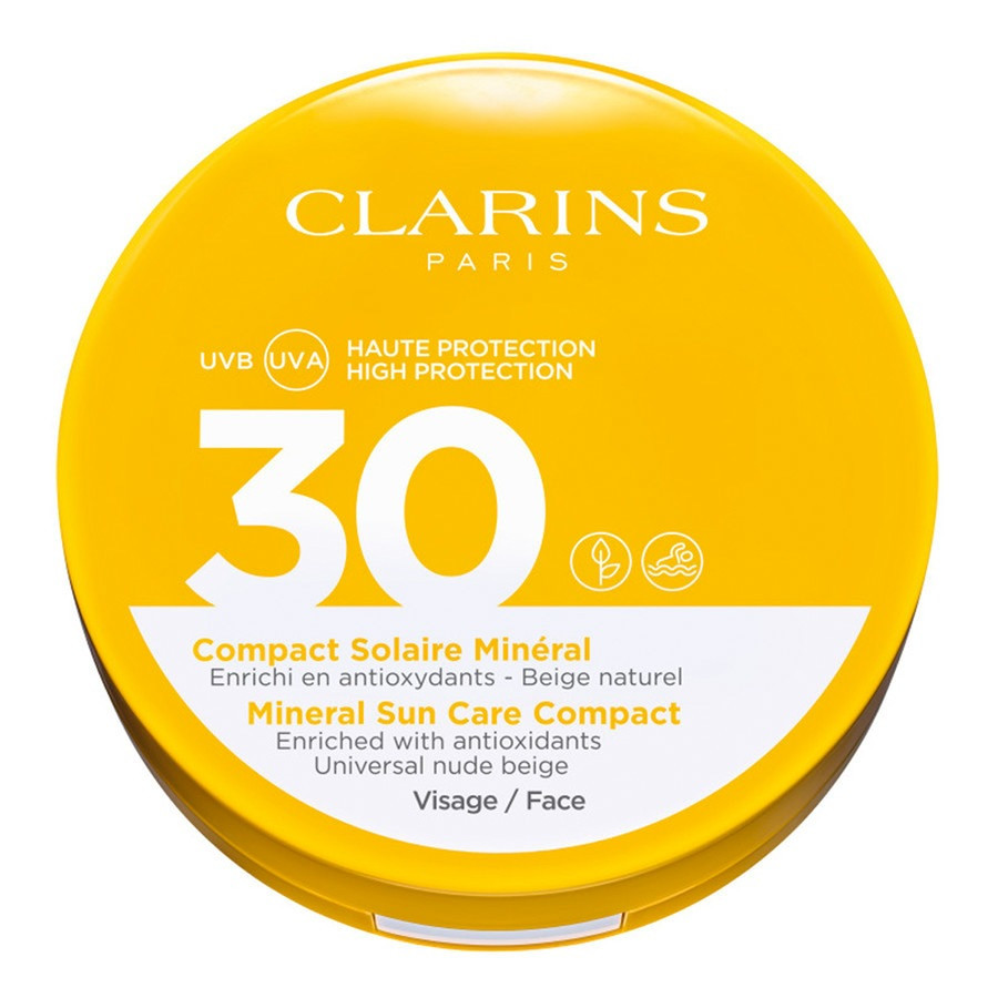 Clarins - Sun Care Compact Solaire Visage SPF 30 -