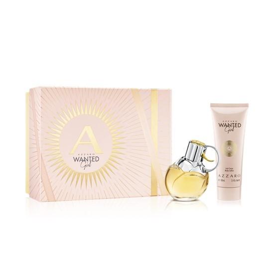 Azzaro - Wanted Girl Eau de Parfum 50Ml Set -