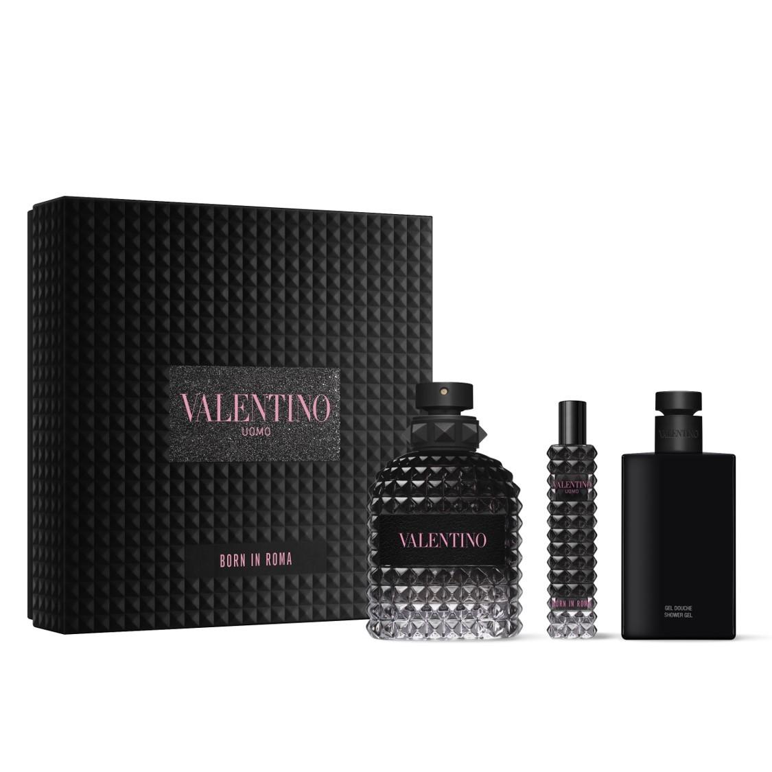 Valentino - Uomo Born In Roma Eau de Toilette 100Ml Set -