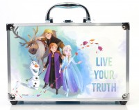 Disney Frozen II Makeup Traincase