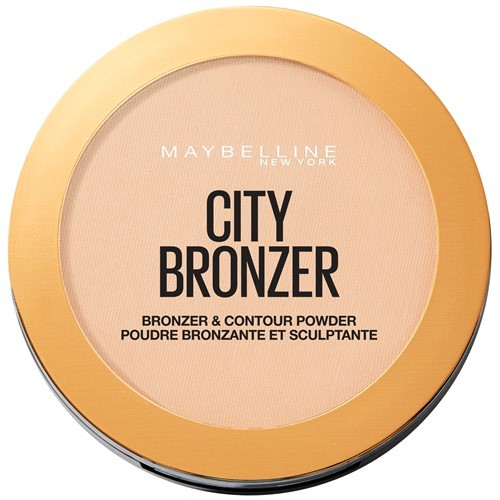 Maybelline - Pó Bronzeador City Bronzer -  250 - Medium Dark