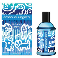 Emanuel Ungaro Fresh For Him Eau de Toilette Spray