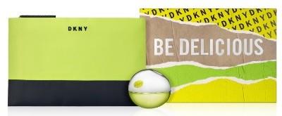 DKNY - DKNY Be Delicious Woman Eau de Parfum 30Ml Set -