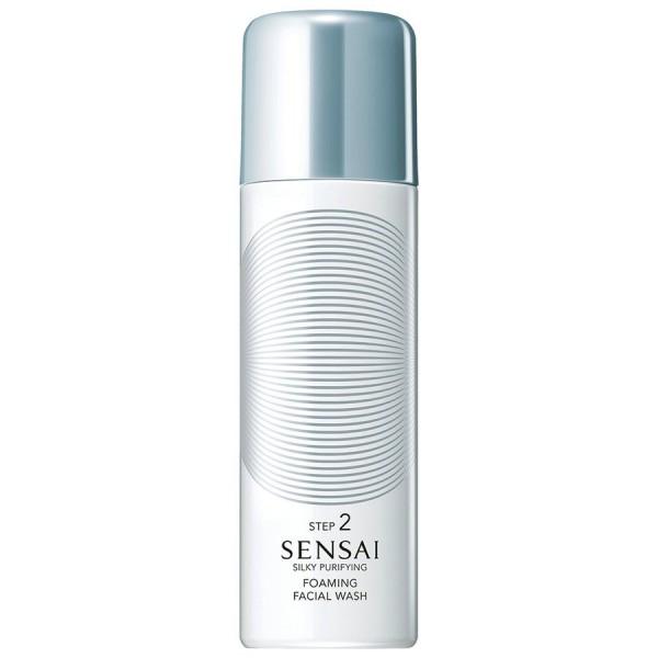 SENSAI - Silky Purifying Foaming Facial Wash -