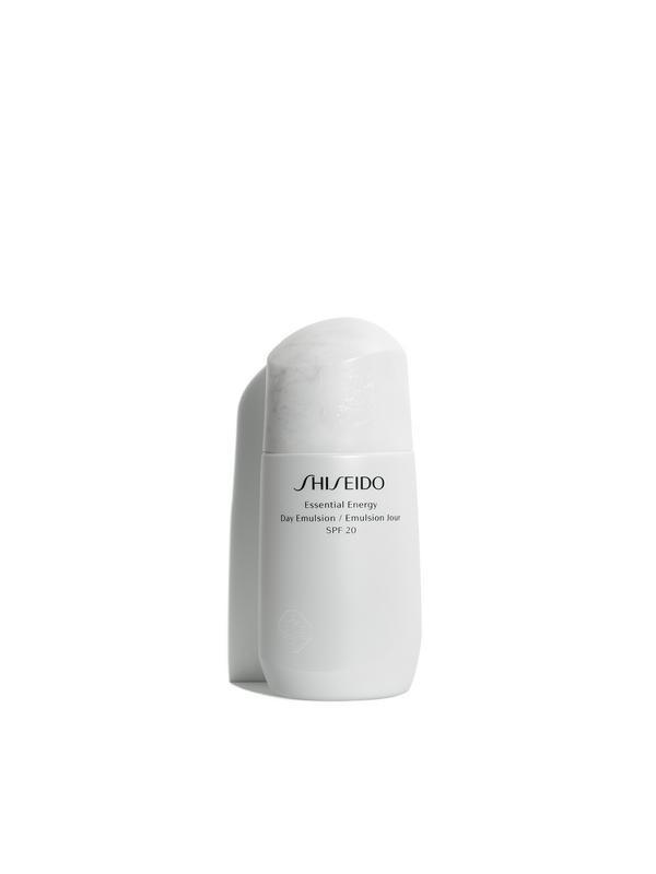 Shiseido - Essential Energy Day Emulsion SPF 20 -