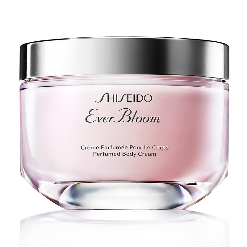 Shiseido - Ever Bloom Body Cream -