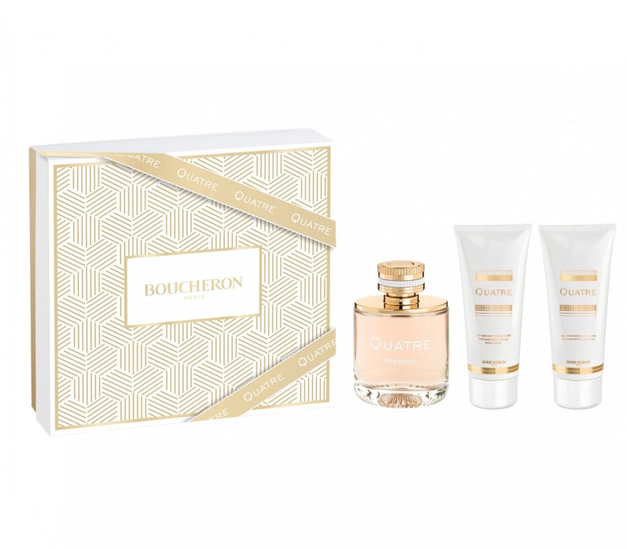 Boucheron - Quatre Femme Eau de Parfum 50Ml Set -