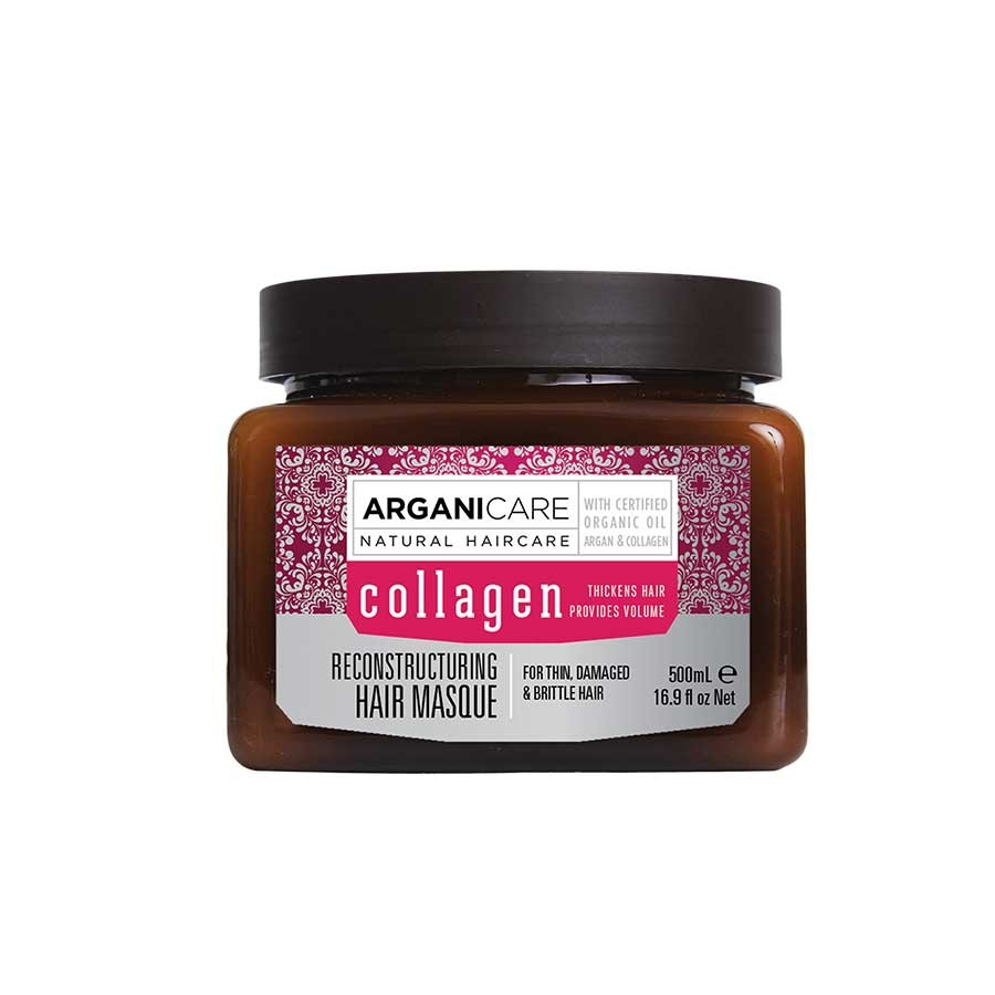 Arganicare - Collagen Hair Mask Thin Hair -