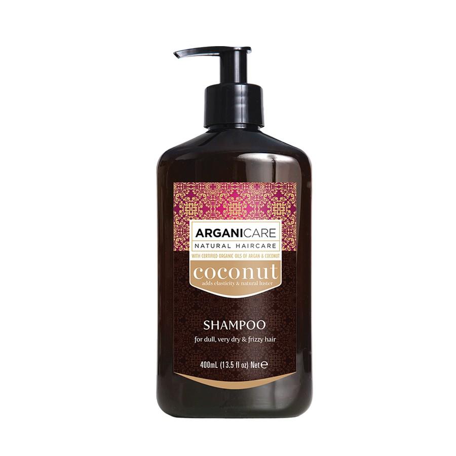 Arganicare - Frizzy Hair Shampoo Curly Hair -