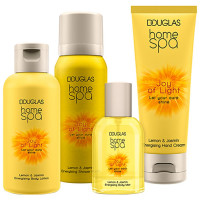 Douglas Home Spa Joy Of Light Gift Set