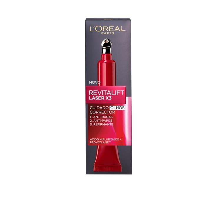 L'Oréal Paris - Revitalift Laser Creme Olhos -