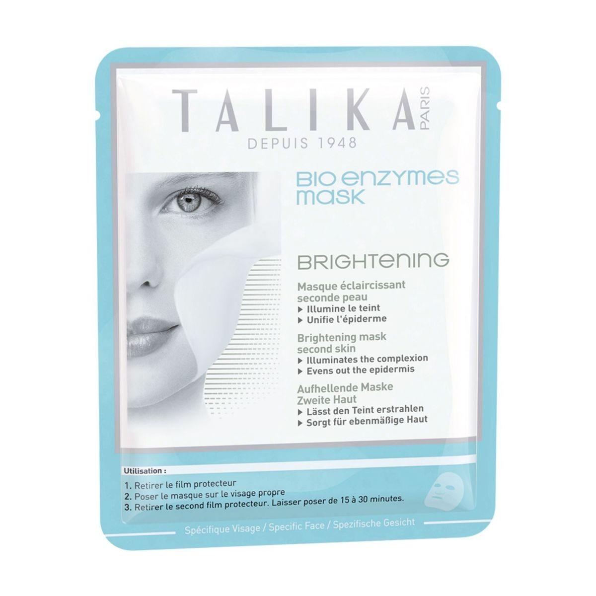 Talika - Bio Enzymes Brightening Mask -