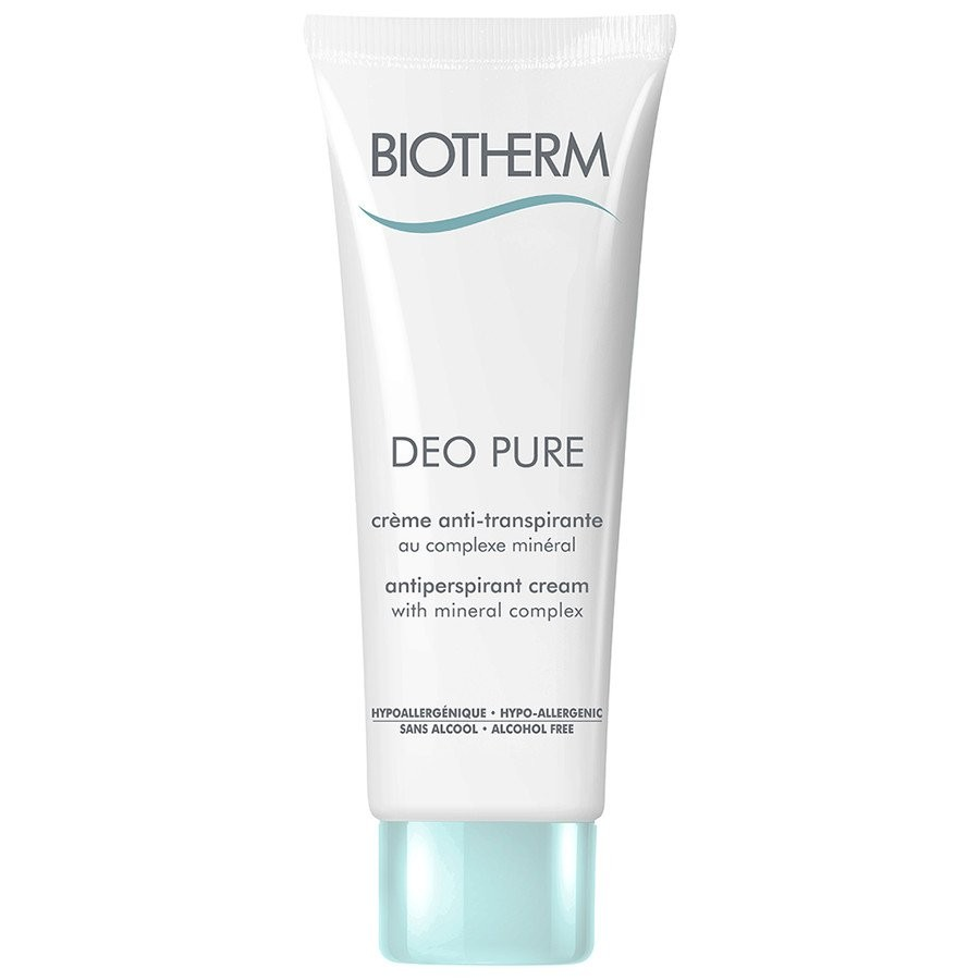 Biotherm - Desodorizante Déo Pure Creme -