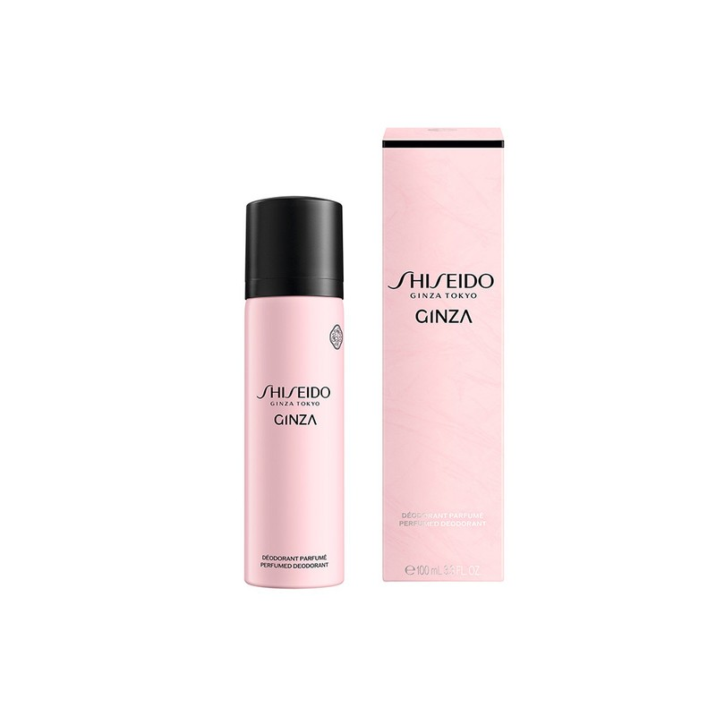 Shiseido - Ginza Deodorant Spray -