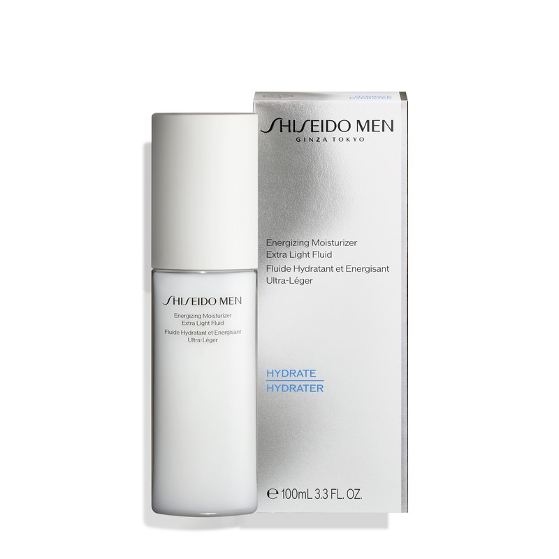 Shiseido - Moisturizing Fluid -