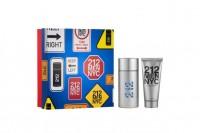 Carolina Herrera 212 For Men Eau de Toilette Spray 100Ml Set