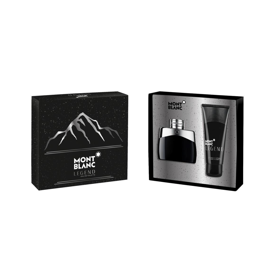 Montblanc - Legend Pour Homme Eau de Toilette 50Ml Set -