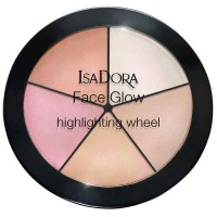 ISADORA Highlight Face Glow Champagne