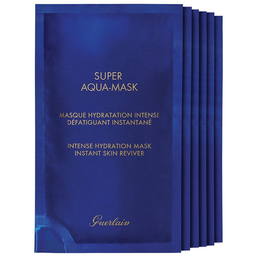 Guerlain - Superaqua Intensive Sheet Masks X6 -