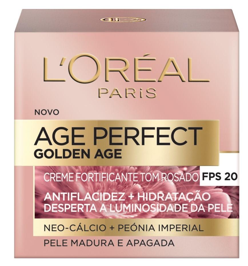 L'Oréal Paris - Age Perfect Golden Age Creme Dia SPF20 -