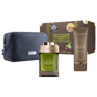 Bvlgari Man Wood Essence Eau de Parfum 100Ml Set