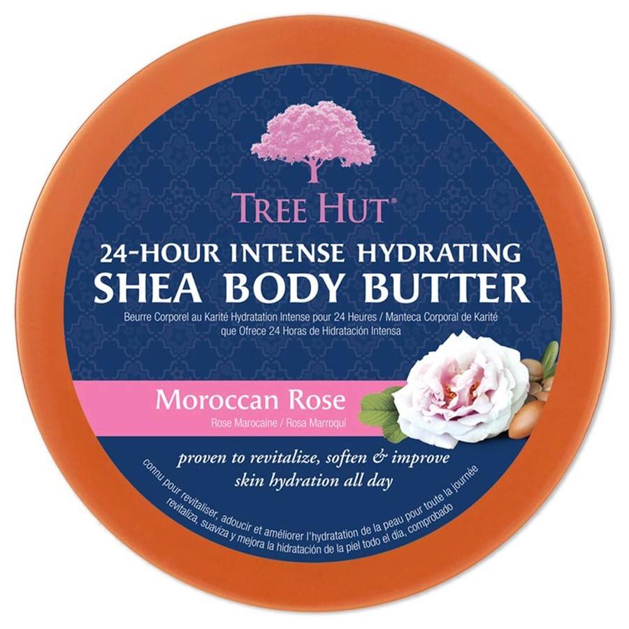 Tree Hut - Shea Butter Moroccan Rose -