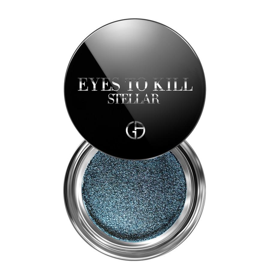 Giorgio Armani - Eyes To Kill Stellar Eyeshadow -  1 - Midnight