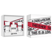 Zadig & Voltaire This Is Her Eau de Parfum 50Ml Set