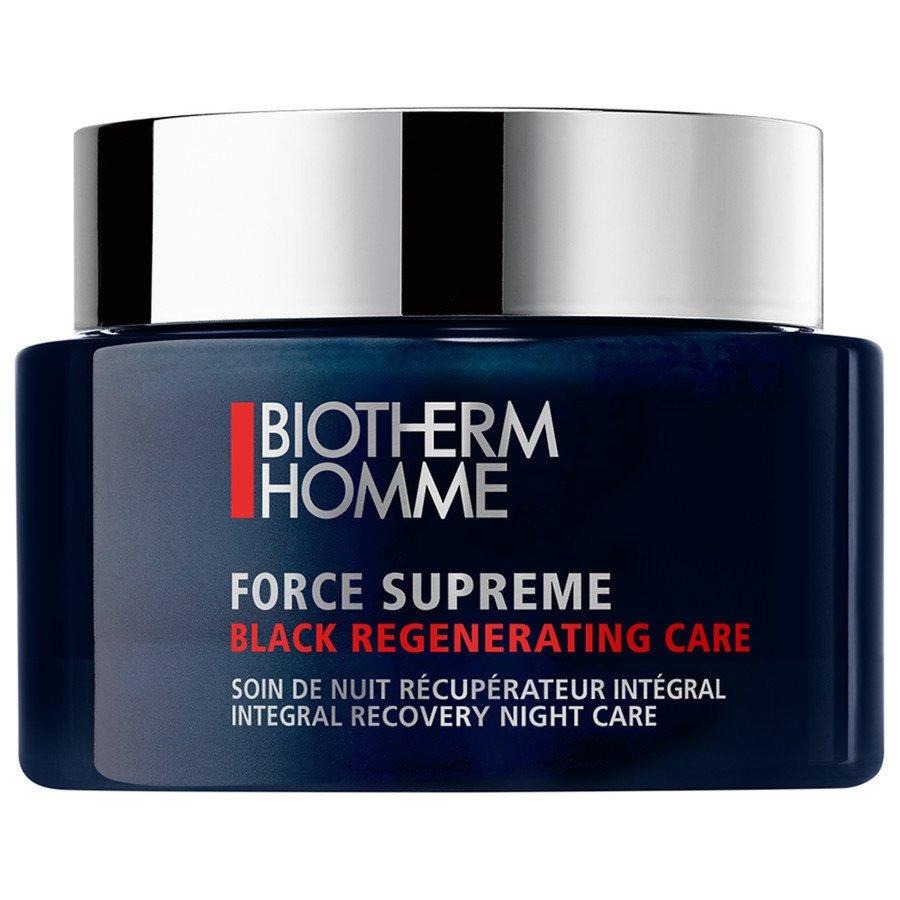Biotherm Homme - Force Supreme Homme Black Regenerating Care Mask -