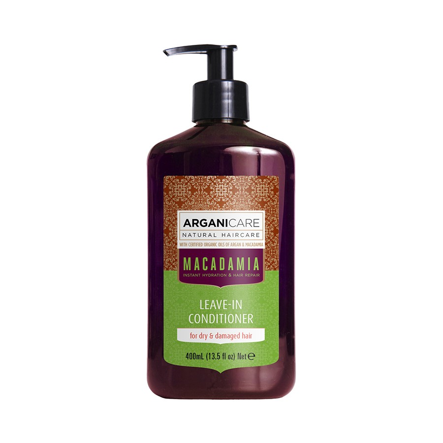 Arganicare - Hydrating Leave In Conditioner Damage -