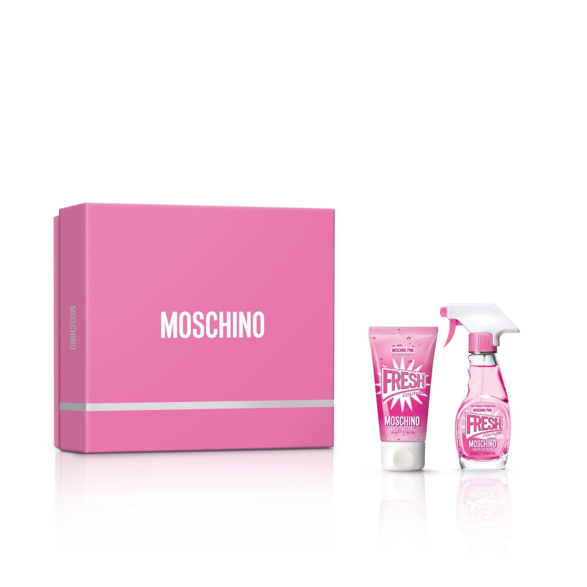 Pink Fresh Eau de Toilette - Moschino