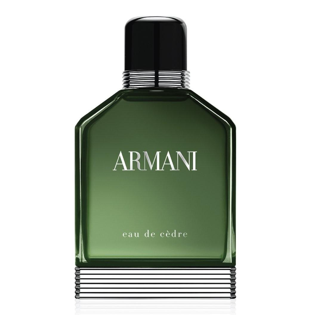 Giorgio Armani - Eau De Cèdre Eau de Toilette - 100 ml
