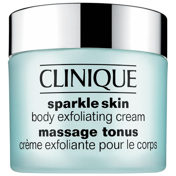 Clinique - Sparkle Skin Body Exfoliating Cream -