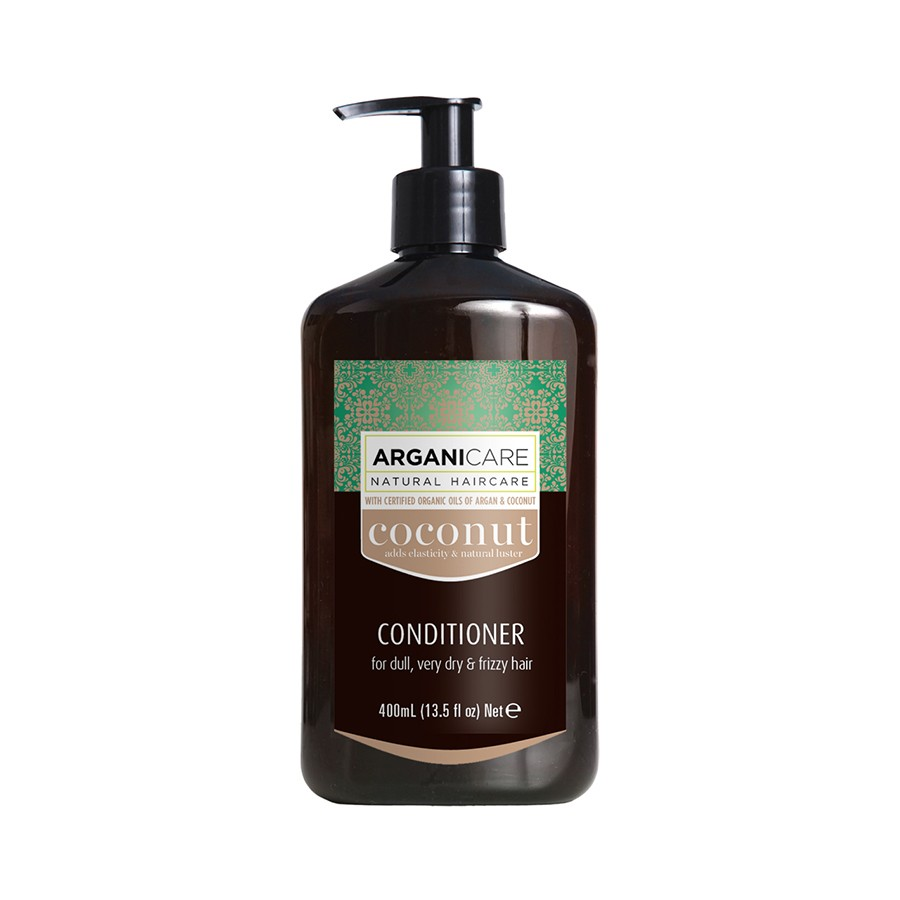 Arganicare - Frizzy Hair Conditioner Curly Hair -