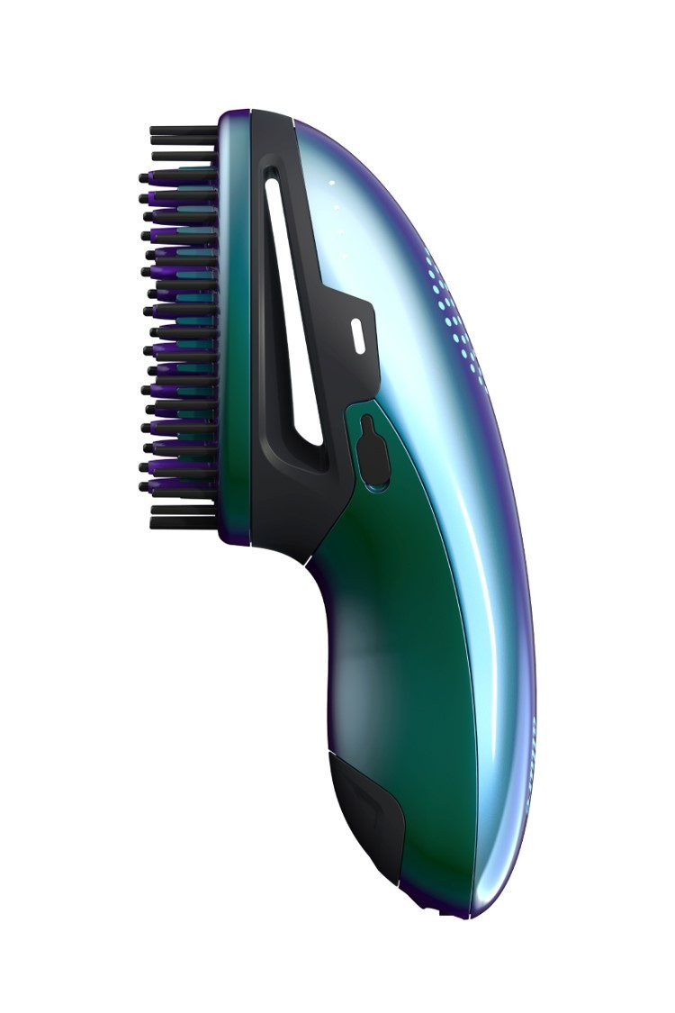 DAFNI - Allure Hair Straightening Brush -