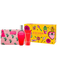 Escada Flor Del Sol Eau de Toilette Spray 50Ml Set
