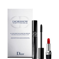 DIOR Backstage Fix It Diorshow Pump N Volume Set