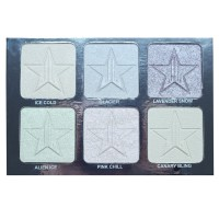 Jeffree Star Cosmetics Platinum Ice Highlighter Palette