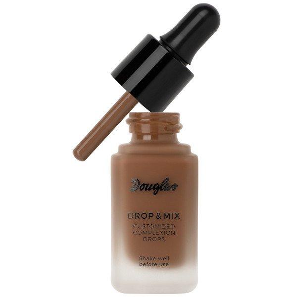 Douglas Make-up - Drop + Mix Foudation - Dark Brown