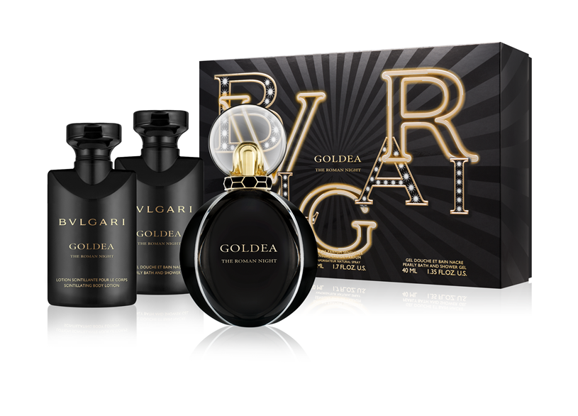 Bvlgari - Goldea Roman Night 50Ml Set -