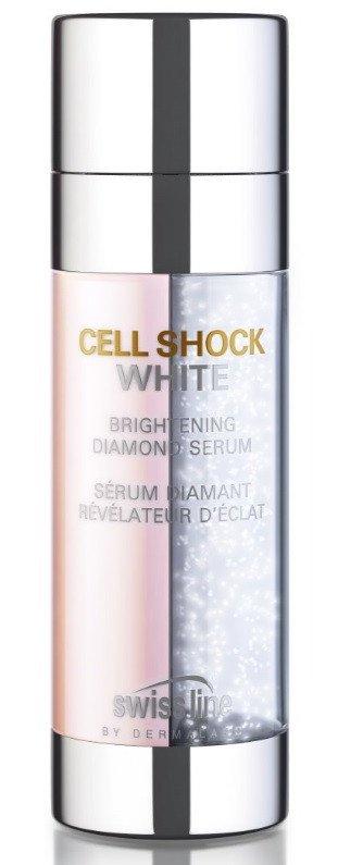 Swissline - Cell Shock White Bright. Diamond Serum -