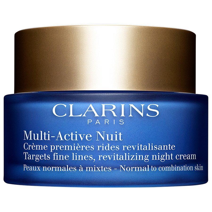Clarins - Multi Active Nuit Creme Antioxydante Tp -