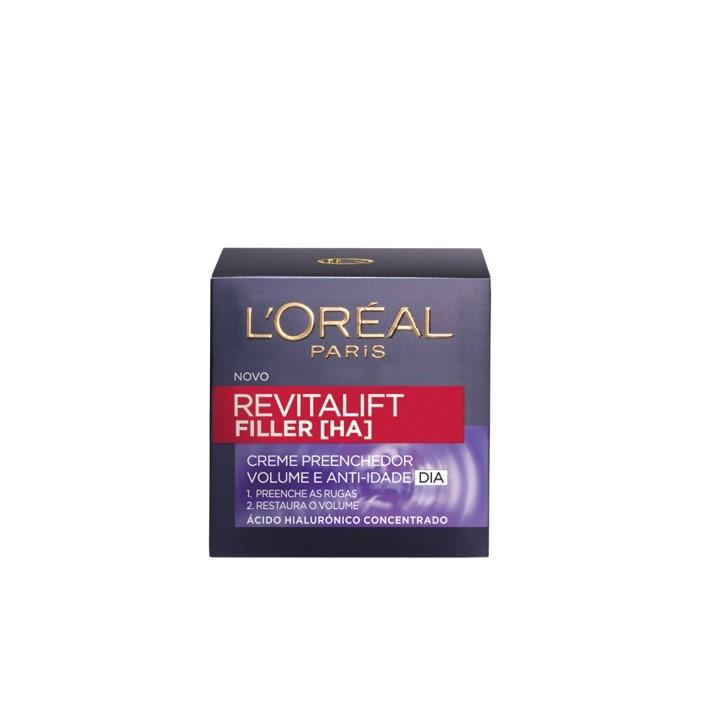 L'Oréal Paris - Revitalift Filler Creme de Dia -