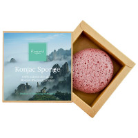 Rosental Organics Konjac Sponge Red Clay